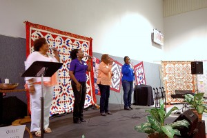 Ruth Young and the Agape Singers